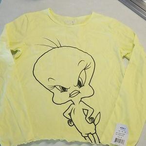 Junior girls long sleeved t-shirt